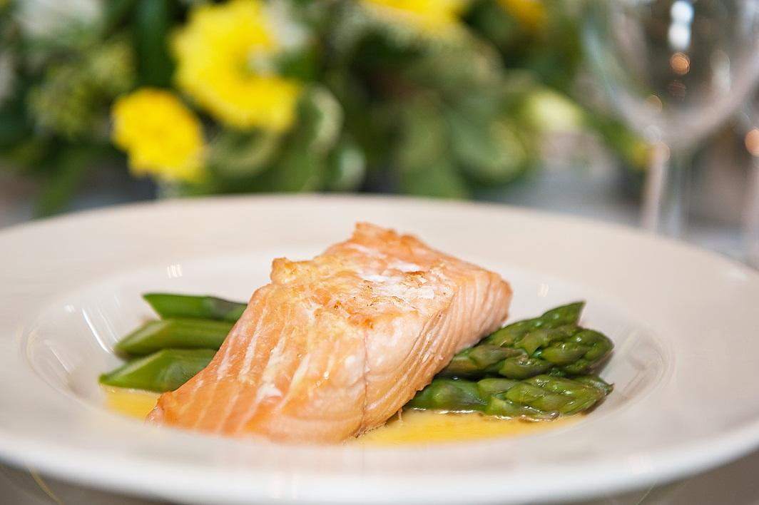 Salmon asparagus S