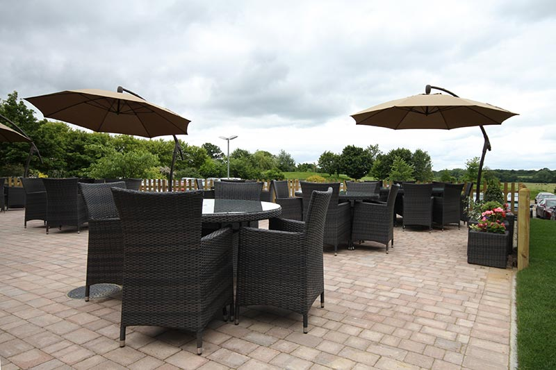 The Chartridge Park Golf Course - The Patio