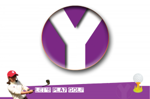 Young Masters Golf Logo