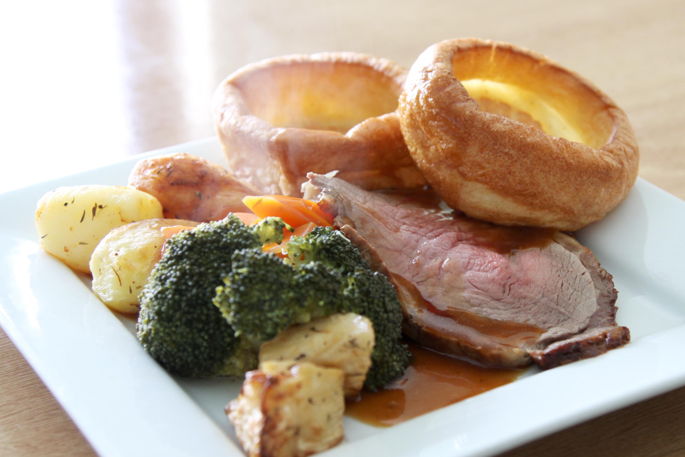 Beef Roast Plate_4118