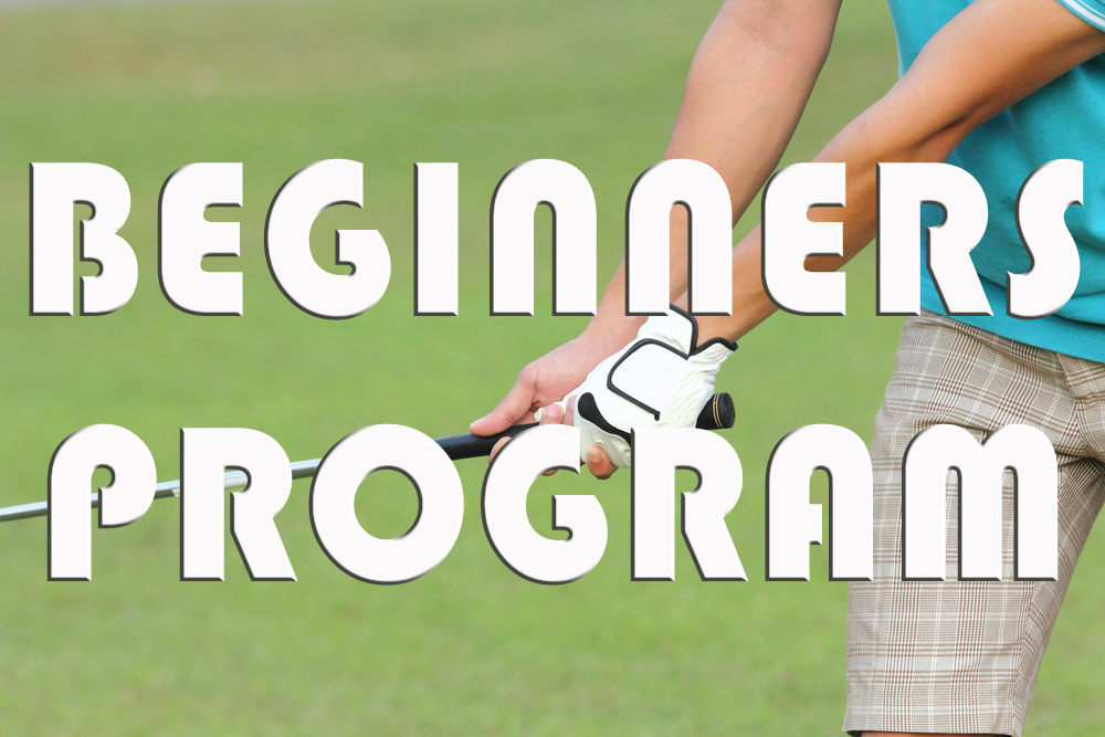 Beginners Programme